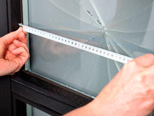 Замена стеклопакета в Челябинске