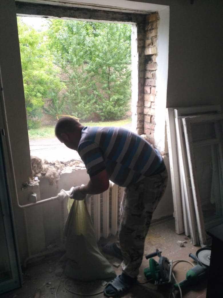 Монтаж окон в Челябинске