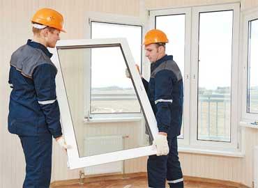 перемонтаж окна